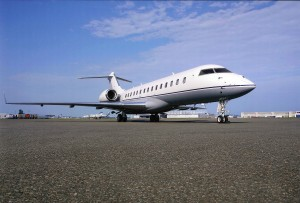 Global Express XRS at Global Aviation