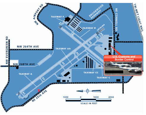 Portland Hillsboro Airport Khio Global Aviation