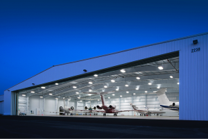 Global Aviation's new hangar opens for business