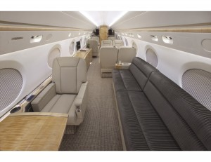 G-V available for charter from Global Aviation