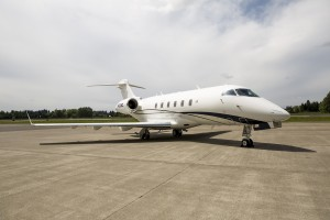 The Challenger 300's low vibration level is ideal for a quiet and enjoyable flight